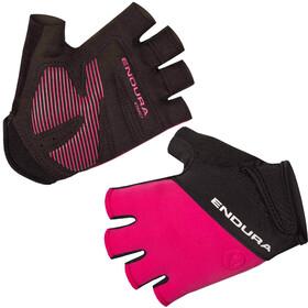 Endura Xtract II Guantes Mujer, rosa/negro